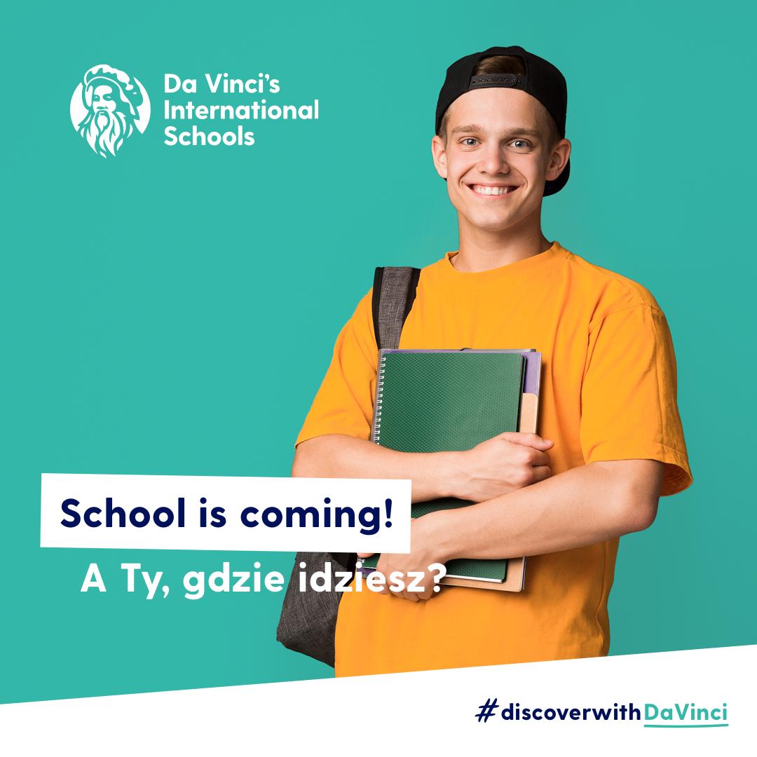przygotuj się do liceum na 2019/2020 - back to school