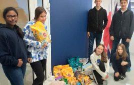 zbiórka charytatywna liceum da vinci
